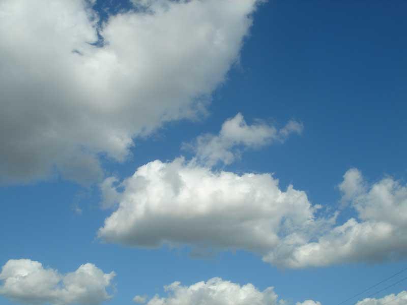 nubes que son mensajes